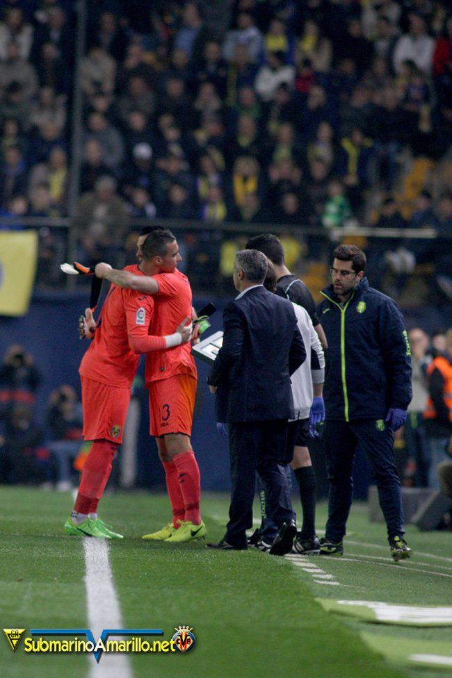 4A5O4255 copia 650x976 - Las fotos del Villarreal CF-Real Madrid