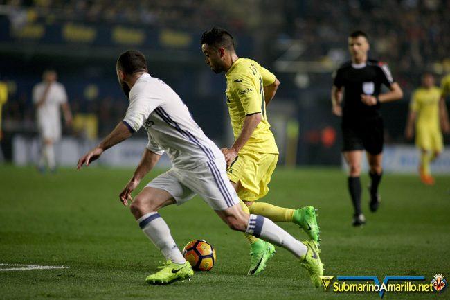 4A5O4362 copia 650x433 - Las fotos del Villarreal CF-Real Madrid