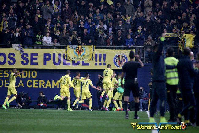 fotos del Villarreal CF-Real Madrid