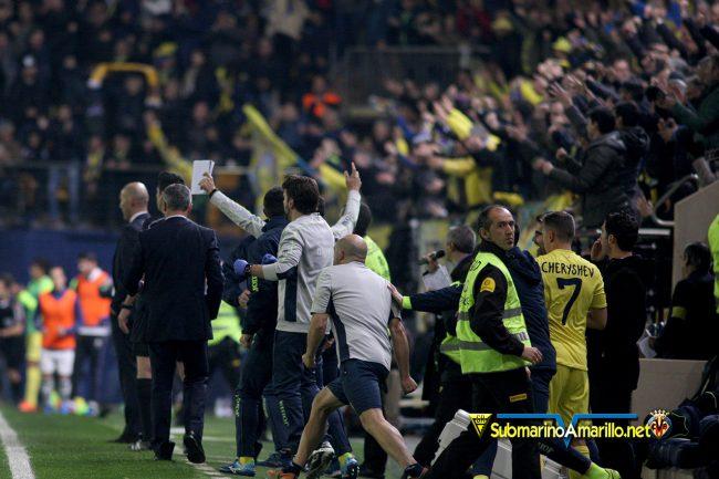 4A5O4487 copia 650x433 - Las fotos del Villarreal CF-Real Madrid