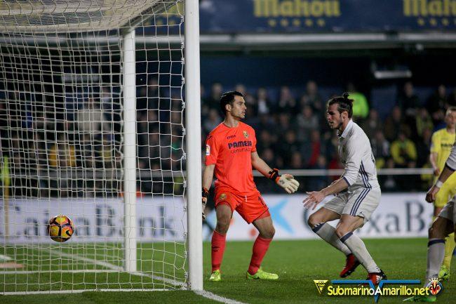4A5O4567 copia 650x433 - Las fotos del Villarreal CF-Real Madrid
