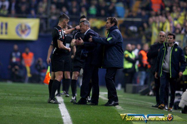 4A5O4671 copia 650x433 - Las fotos del Villarreal CF-Real Madrid