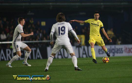 Villarreal 2-Madrid 3 ¡VERGÜENZA!
