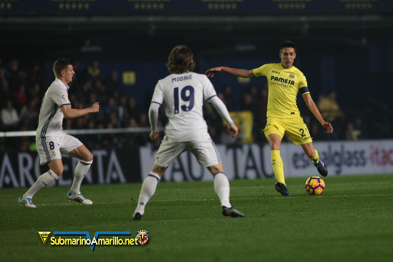 villarreal madrid - A por la cuarta victoria ante el Real Madrid en El Madrigal