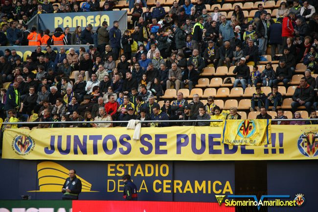 4A5O4795 copia 650x433 - Las fotos del Villarreal-Espanyol