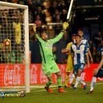 Las fotos del Villarreal-Espanyol