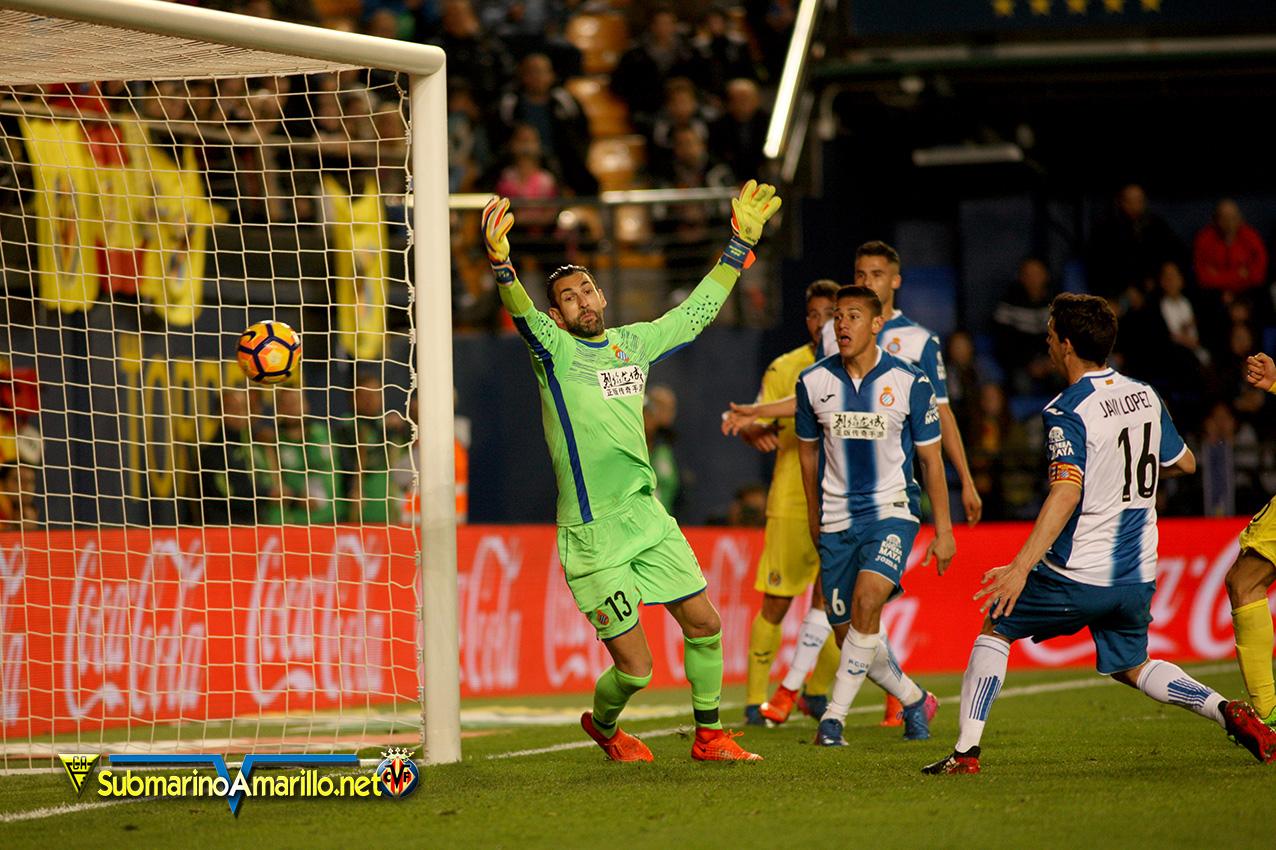 4A5O5039 copia - Las fotos del Villarreal-Espanyol