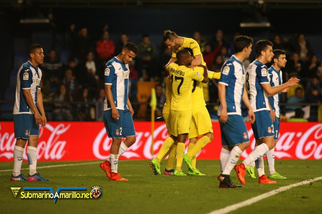 4A5O5046 copia 650x433 - Las fotos del Villarreal-Espanyol