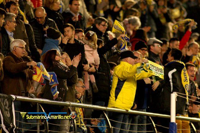 4A5O5059 copia 650x433 - Las fotos del Villarreal-Espanyol