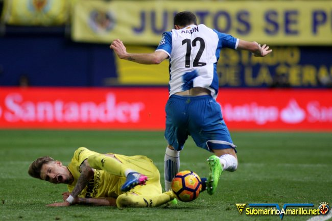 4A5O5150 copia 650x433 - Las fotos del Villarreal-Espanyol
