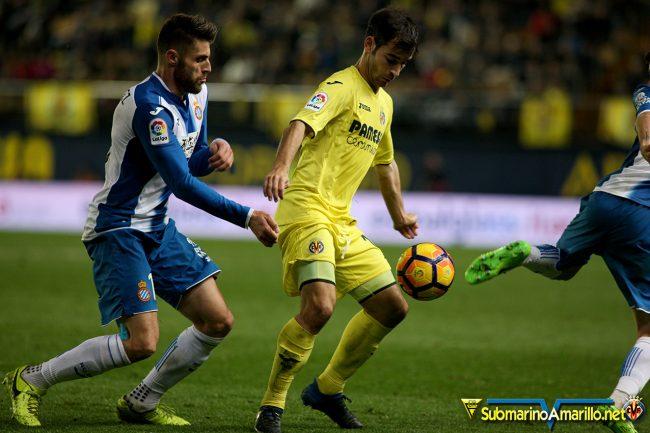 4A5O5280 copia 650x433 - Las fotos del Villarreal-Espanyol