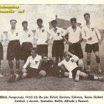 Hoy hace 94 años se constituyó el CD Villarreal