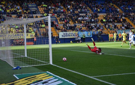 El gol 1000 del Villarreal en Primera