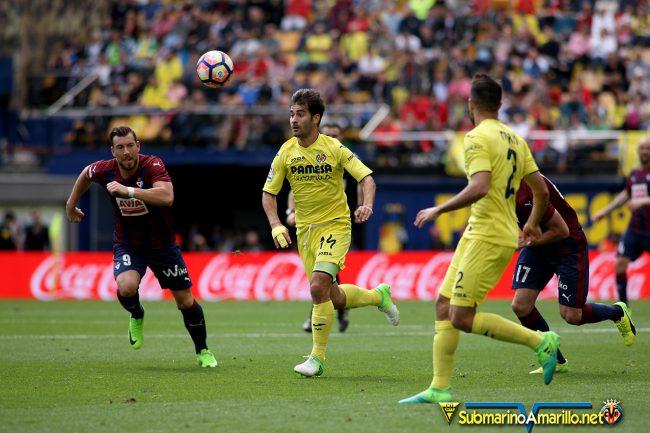 4A5O0086 copia 650x433 - Las fotos del Villarreal-Eibar