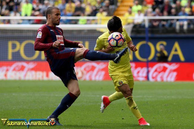 4A5O0222 copia 650x433 - Las fotos del Villarreal-Eibar