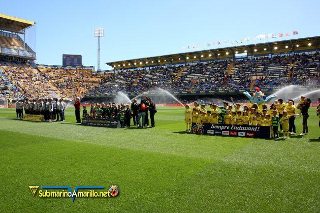 4A5O9913 copia 650x433 - Las fotos del Villarreal-Eibar