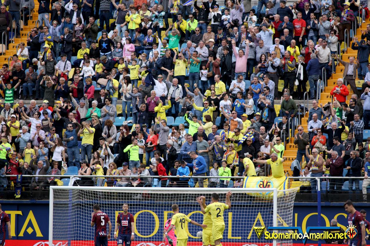 4A5O9990 copia - Las fotos del Villarreal-Eibar