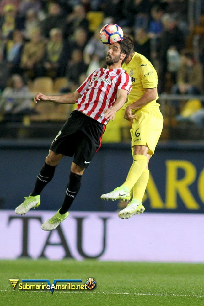 FJR42217 copia 650x976 - Todas las fotos del Villarreal-Athletic Club