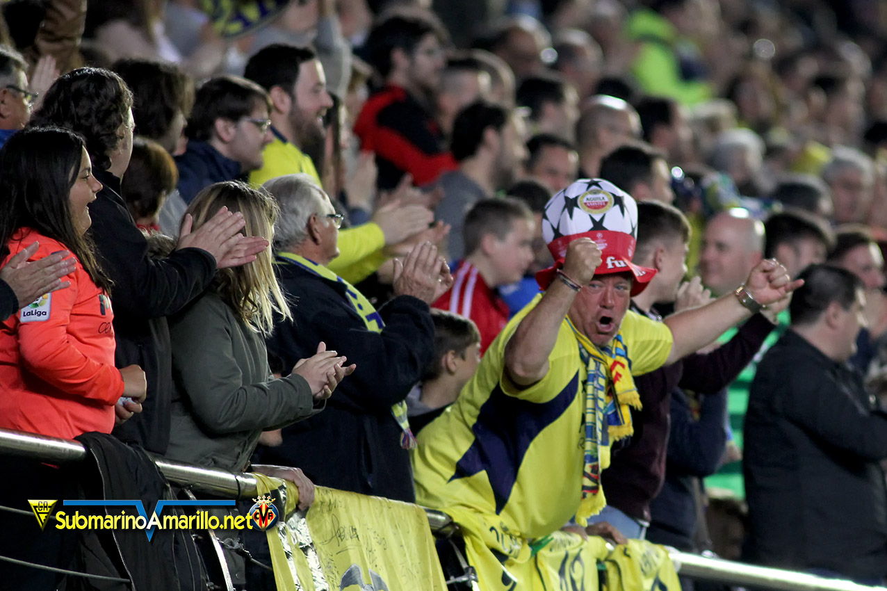Todas las fotos del Villarreal-Athletic Club