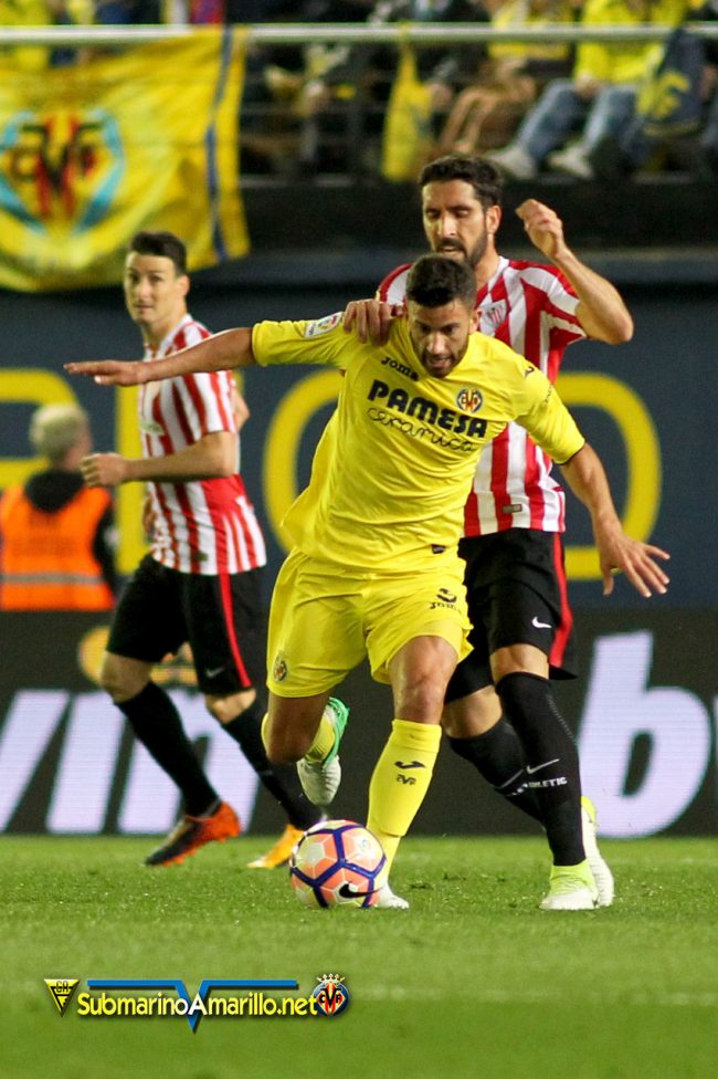 FJR42404 copia 650x976 - Todas las fotos del Villarreal-Athletic Club