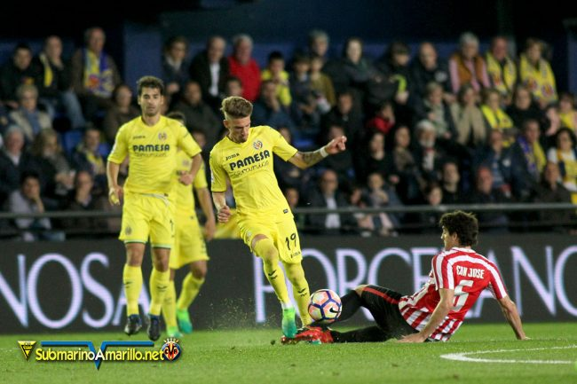 FJR42445 copia 650x433 - Todas las fotos del Villarreal-Athletic Club