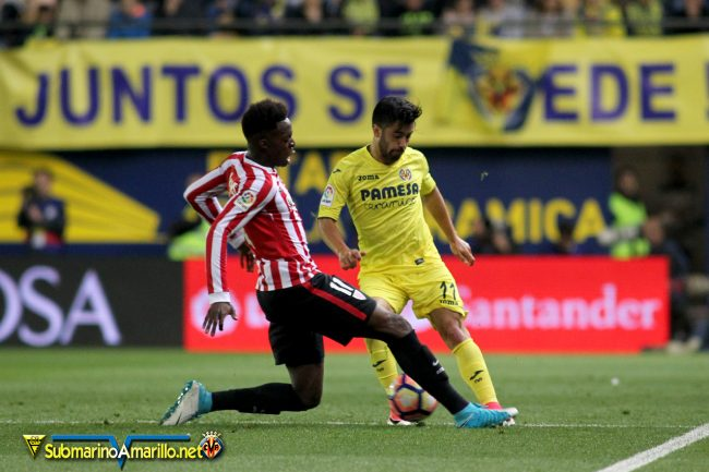 FJR42458 copia 650x433 - Todas las fotos del Villarreal-Athletic Club