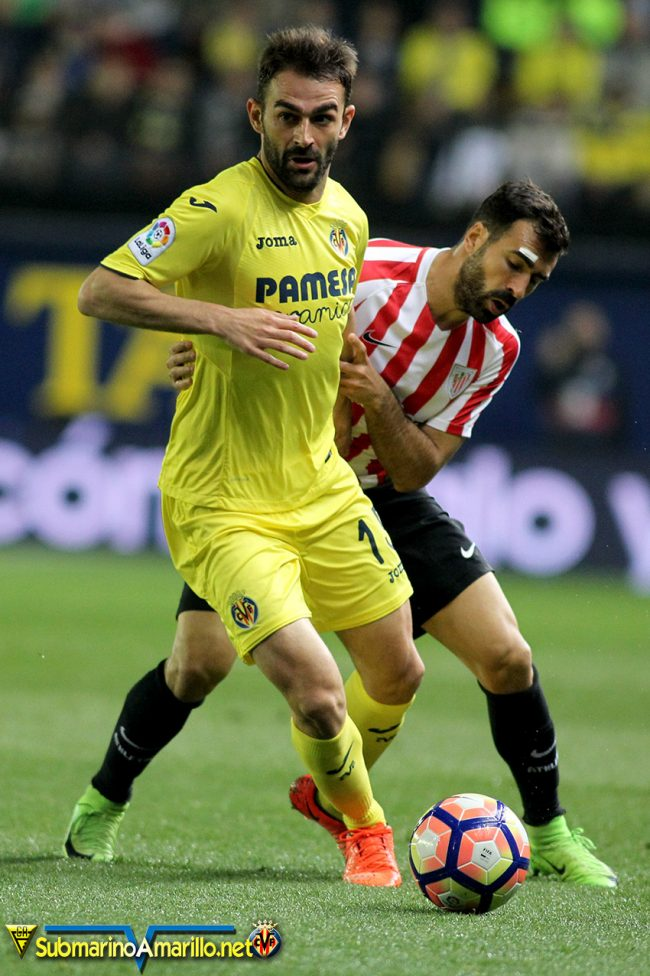 FJR42658 copia 650x976 - Todas las fotos del Villarreal-Athletic Club