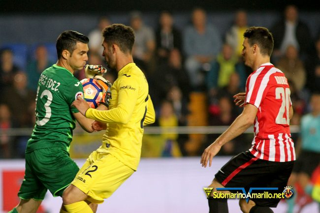 FJR42939 copia 650x433 - Todas las fotos del Villarreal-Athletic Club