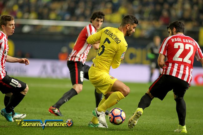 FJR42952 copia 650x433 - Todas las fotos del Villarreal-Athletic Club