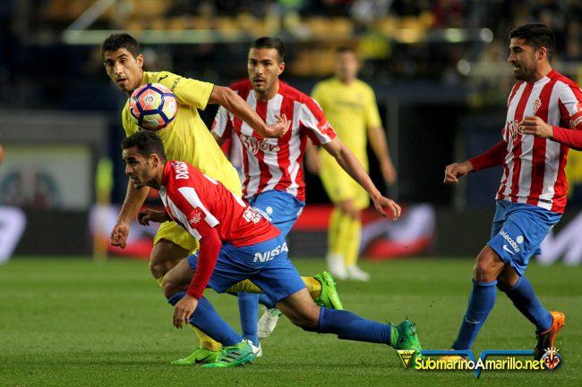 FJR43190 copia 650x433 - Las fotos del Villarreal 3-Sporting 1