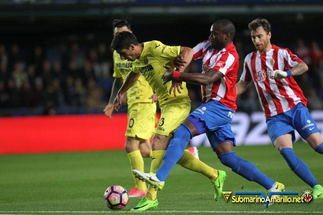 FJR43194 copia 650x433 - Las fotos del Villarreal 3-Sporting 1