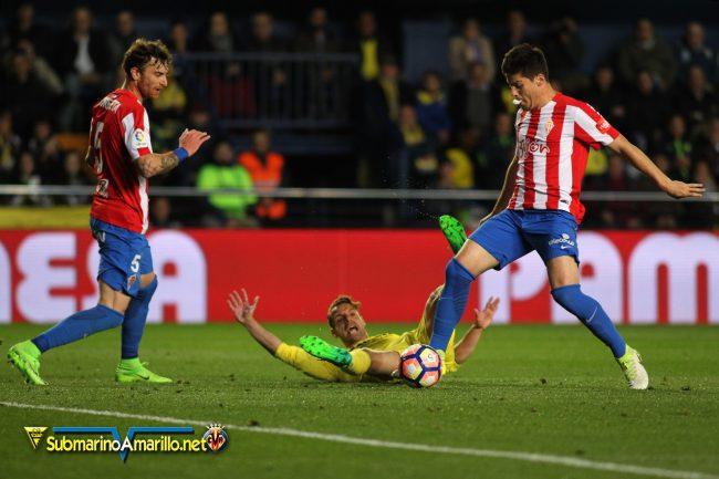 FJR43235 copia 650x433 - Las fotos del Villarreal 3-Sporting 1