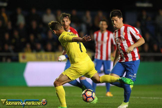 FJR43314 copia 650x433 - Las fotos del Villarreal 3-Sporting 1
