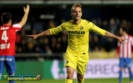 Las fotos del Villarreal 3-Sporting 1