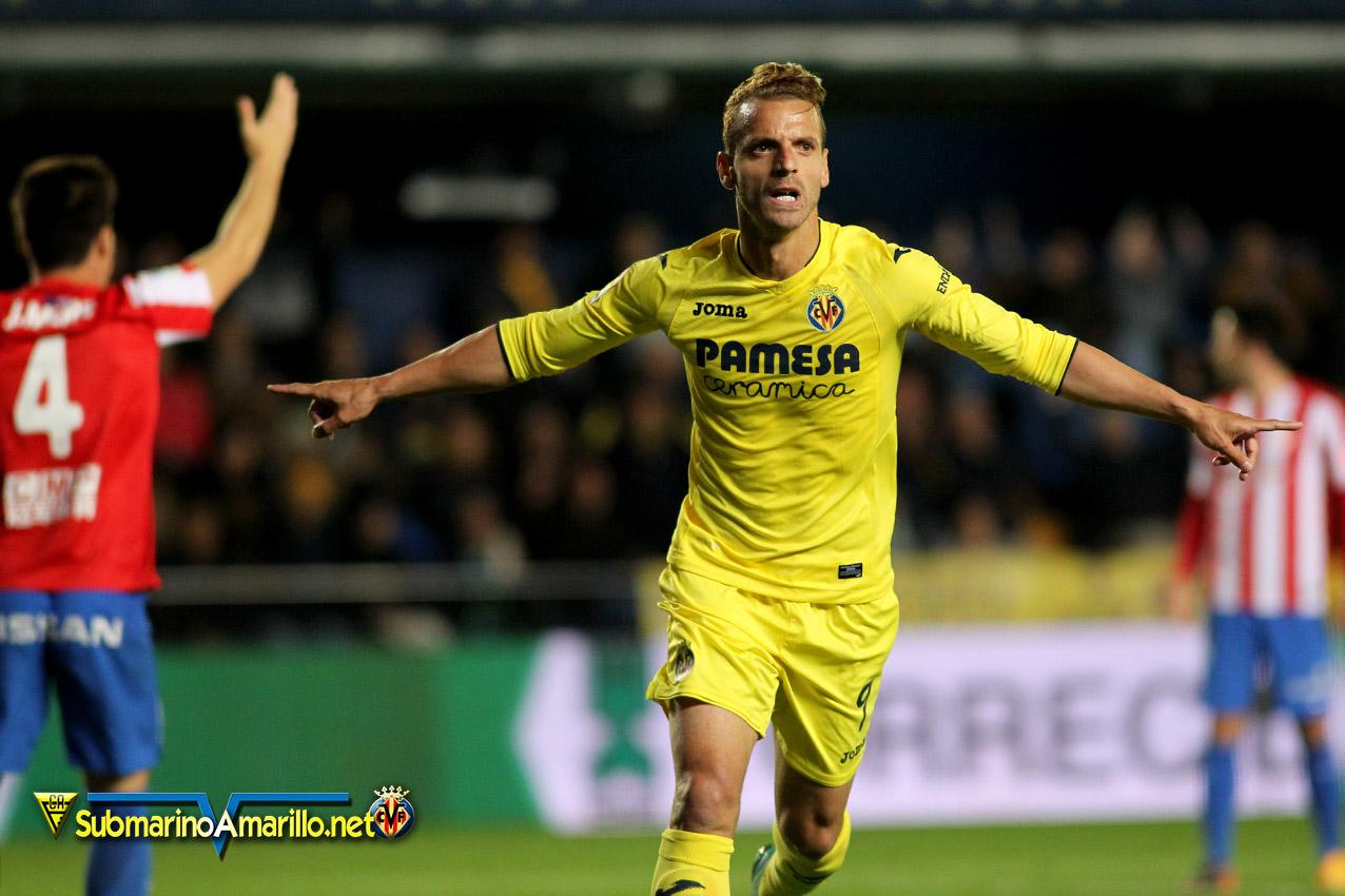 Las fotos del Villarreal 3-Sporting 1