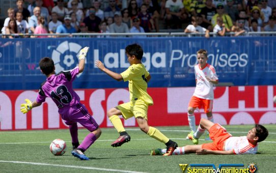 Las fotos del Villarreal-Osasuna (liga promises)