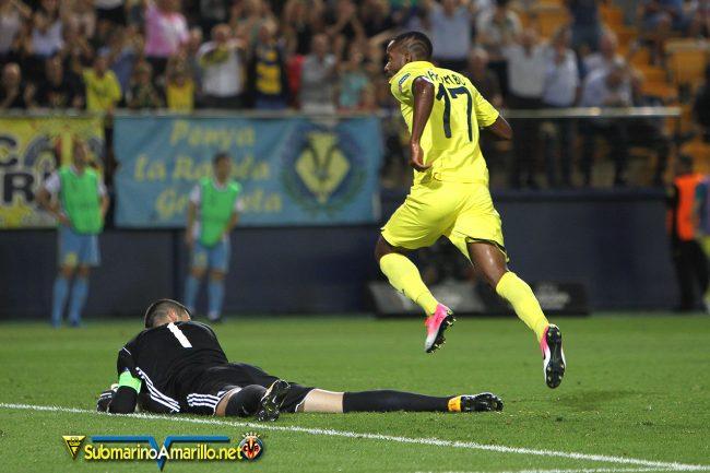 La salida de Bakambu es una gran operación para el Villarreal