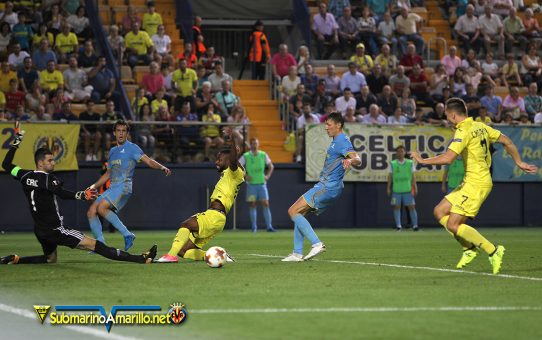 Macabbi Tel Aviv 0-Villarreal 0