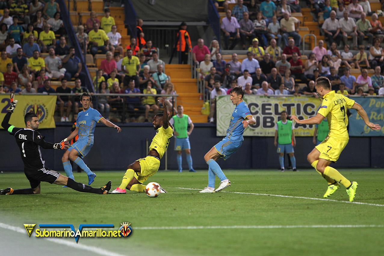 FJR45551 copia - Macabbi Tel Aviv 0-Villarreal 0