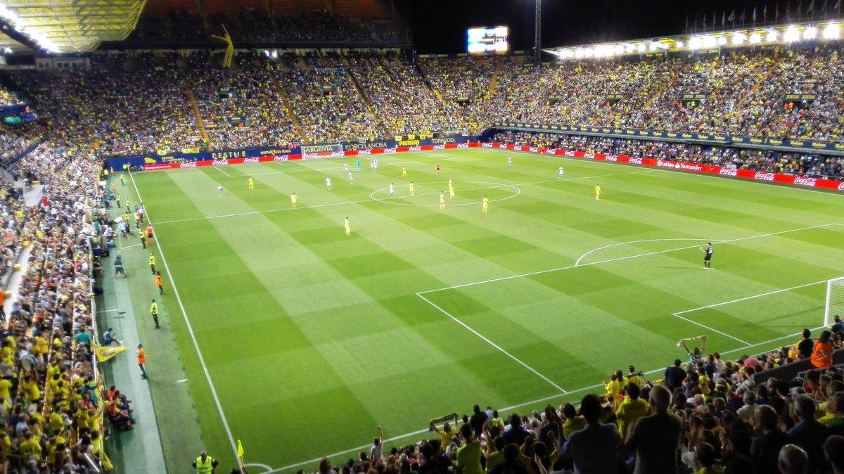 estadio de la ceramica - Villarreal-Betis: Reflexionemos, hablemos...