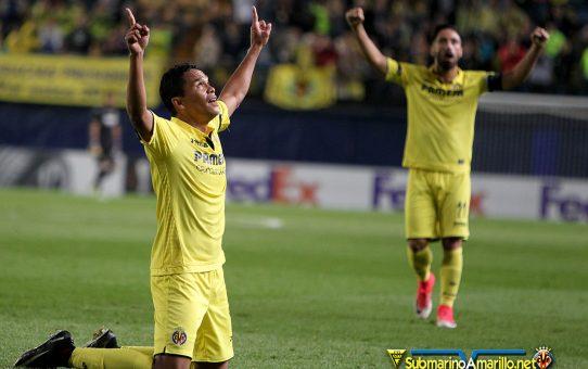Posibles rivales del Villarreal (1/16 UEFA)