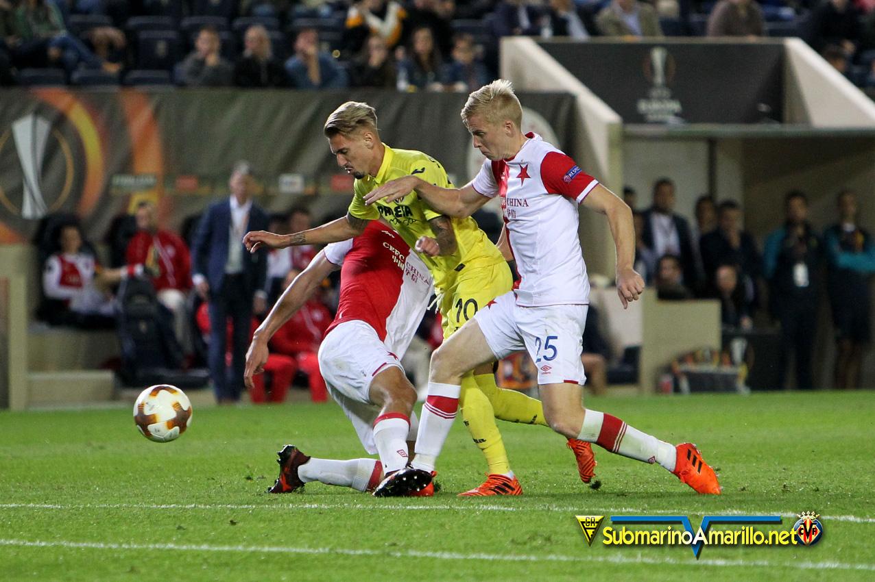 FJR48846 copia - Milan y Villarreal se ponen de acuerdo por Castillejo