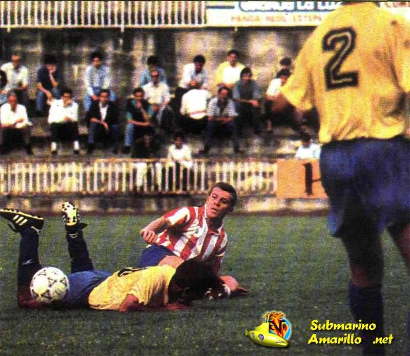 Girona Villarreal foto - Montilivi trae buenos recuerdos al Villarreal CF
