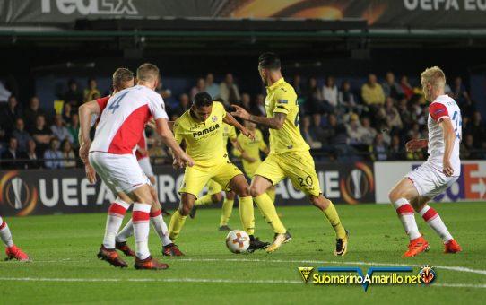 Villarreal 2-Slavia 2