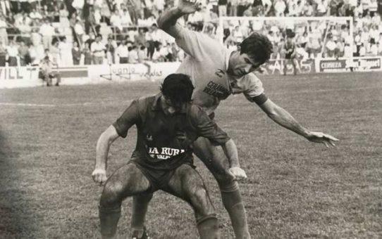 Ha fallecido Higinio, central del Villarreal en los 80