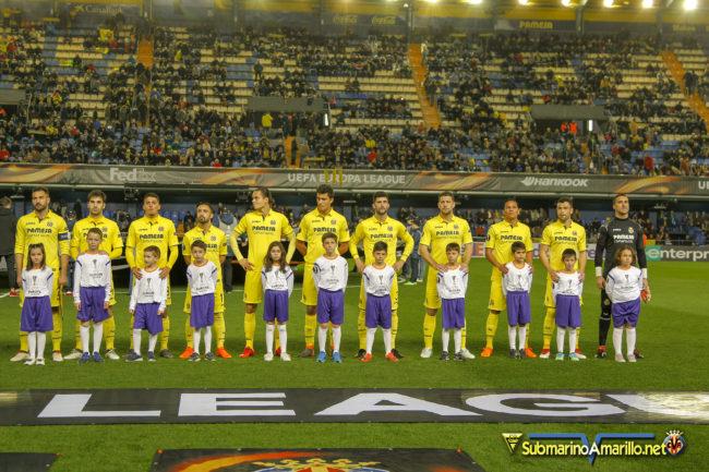 89D4626 copia 650x433 - Fotos del Villarreal-Olympique