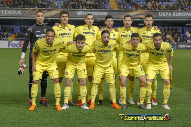 89D4636 copia 650x433 - Fotos del Villarreal-Olympique