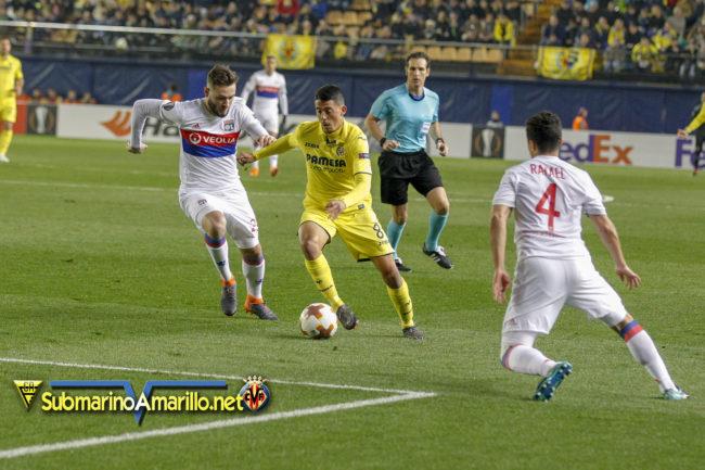 89D4682 copia 650x433 - Fotos del Villarreal-Olympique