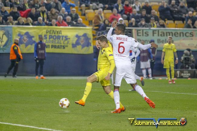 89D4918 copia 650x433 - Fotos del Villarreal-Olympique