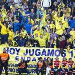 Furia Amarilla organiza viaje a Fuenlabrada
